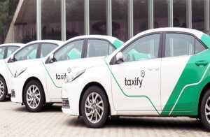 cars accepted by taxify nigeria